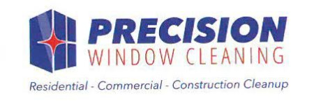 Precision Window Cleaning