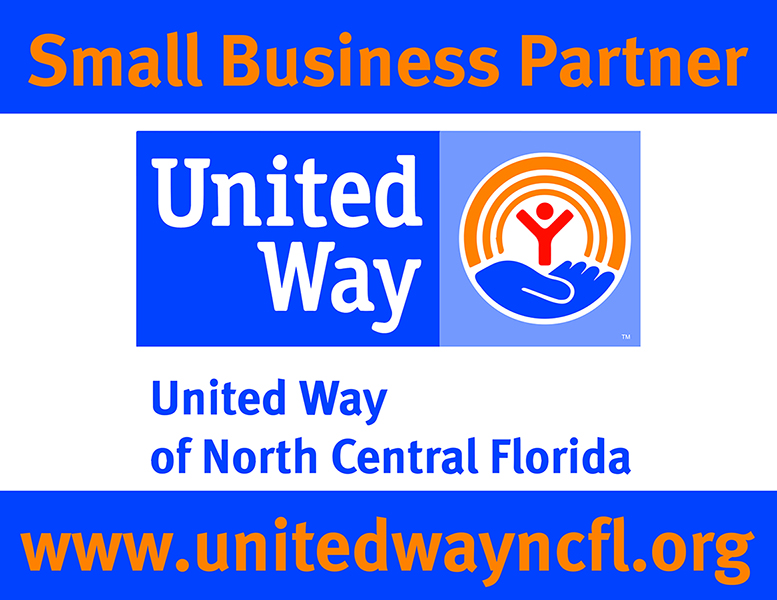 United Way Small Business Partner logo